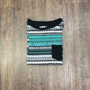 Tony Hawk Aztec Design Tee-Shirt